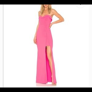 REVOLVE Pink Gown